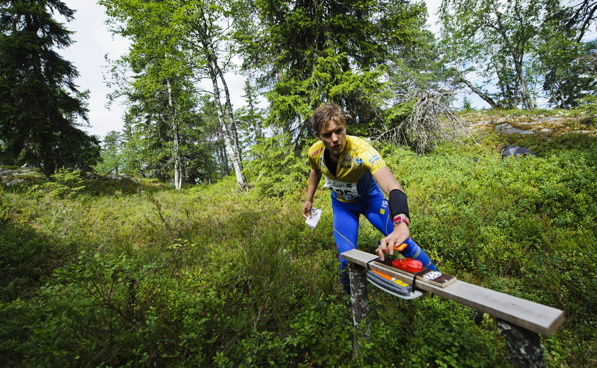 Training activities for 2021 World Orienteering Championships frozen due to COVID-19 travel restrictions
