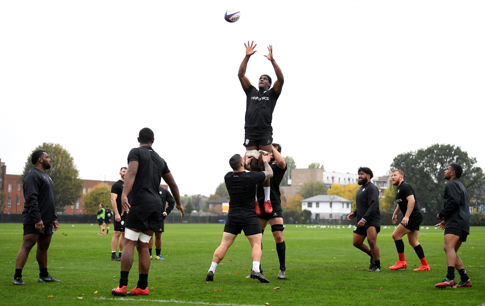 RFU to discipline Barbarians players who breached COVID-19 protocol before England match