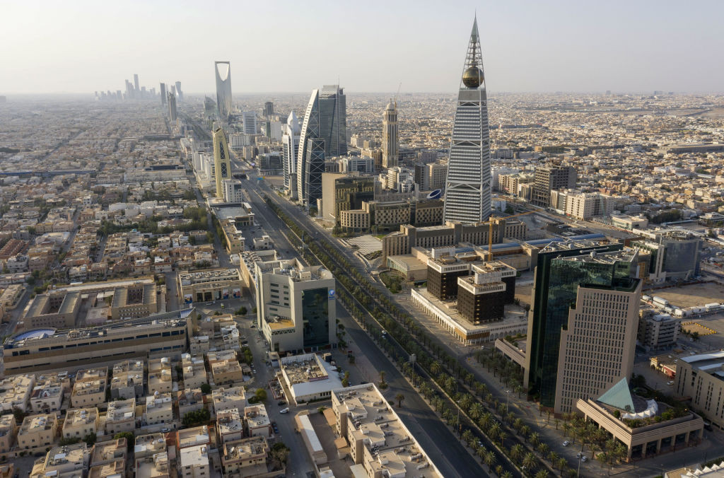 Riyadh is bidding against Doha for the right to stage the 2030 Asian Games ©Getty Images