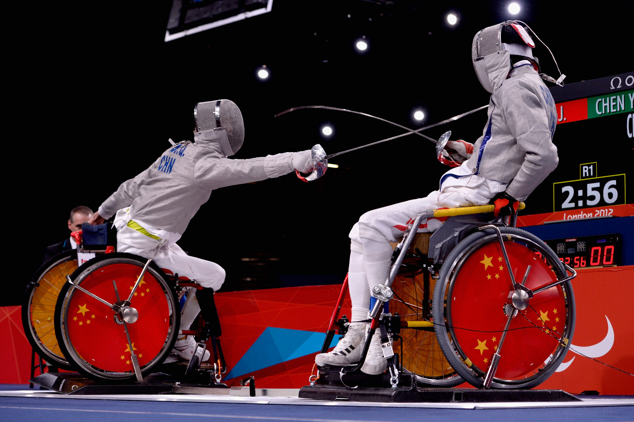 IWAS Wheelchair Fencing Asian Championships moved to April 2021