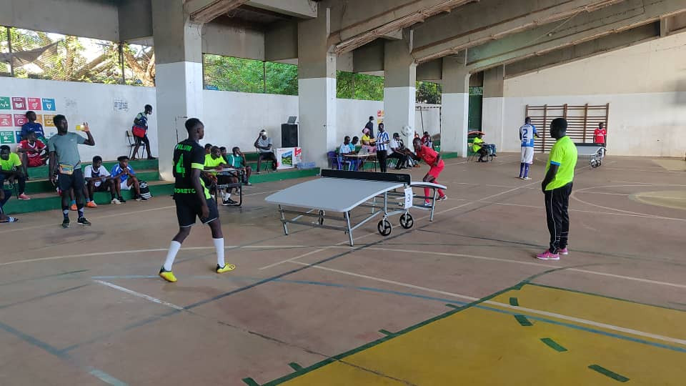 Guinea-Bissau hosted Africa's first National Challenger Series event ©FITEQ
