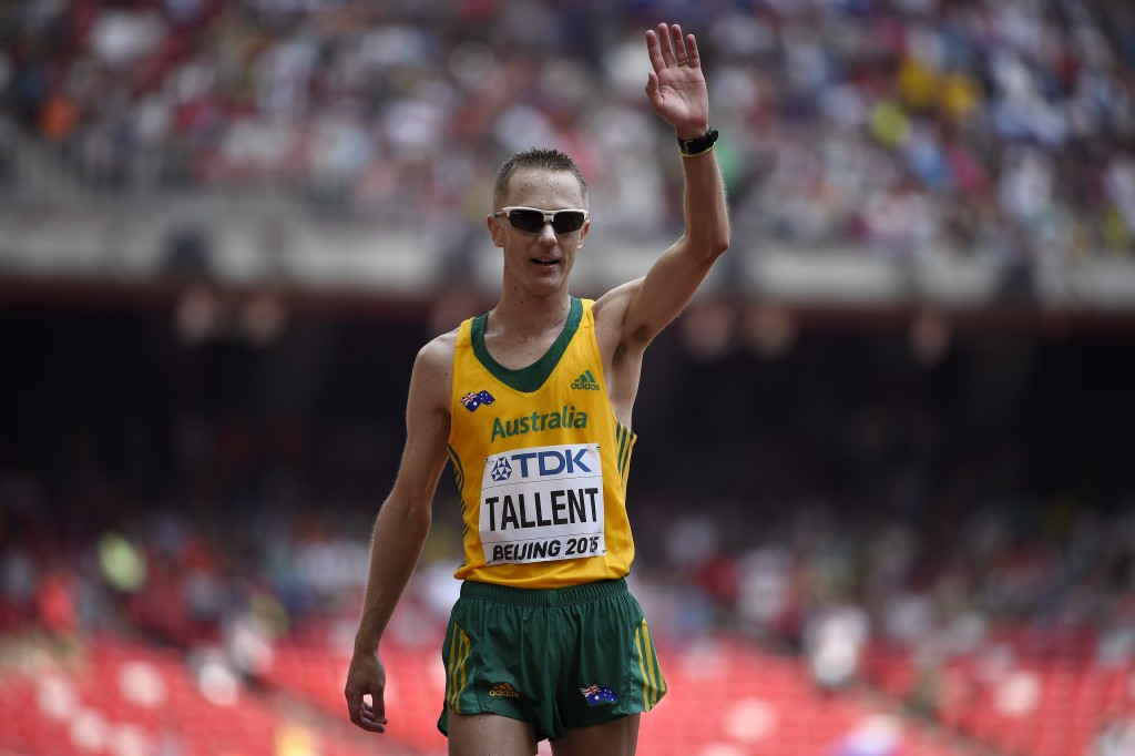 "Tallent after ""redemption"" at Rio 2016 after race walker named among five Australian athletes selected for Olympics"