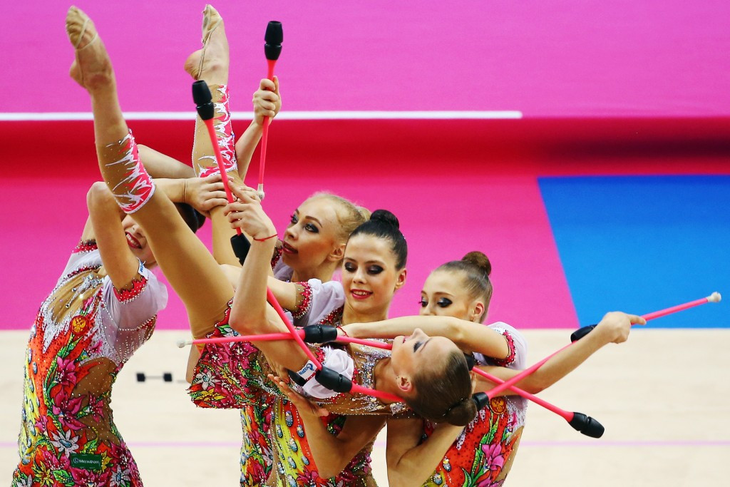 Lisbon and Tashkent have been added as Rhythmic World Cup hosts