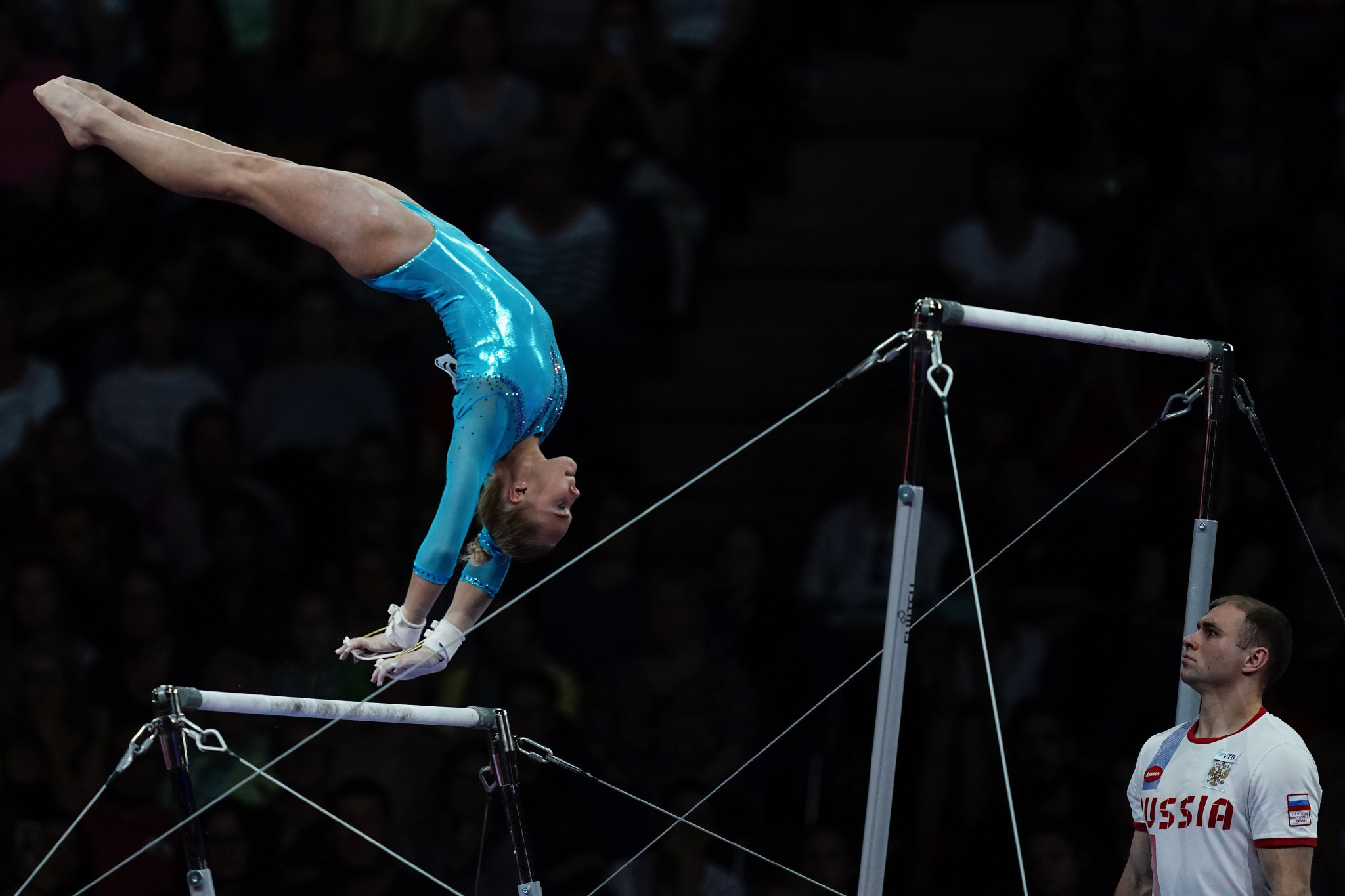 Russia latest country to withdraw from European Artistic Gymnastics Championships