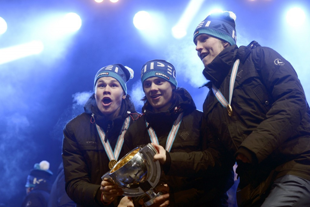 Finland's IIHF World Junior Championship final triumph watched by 45 per cent of population