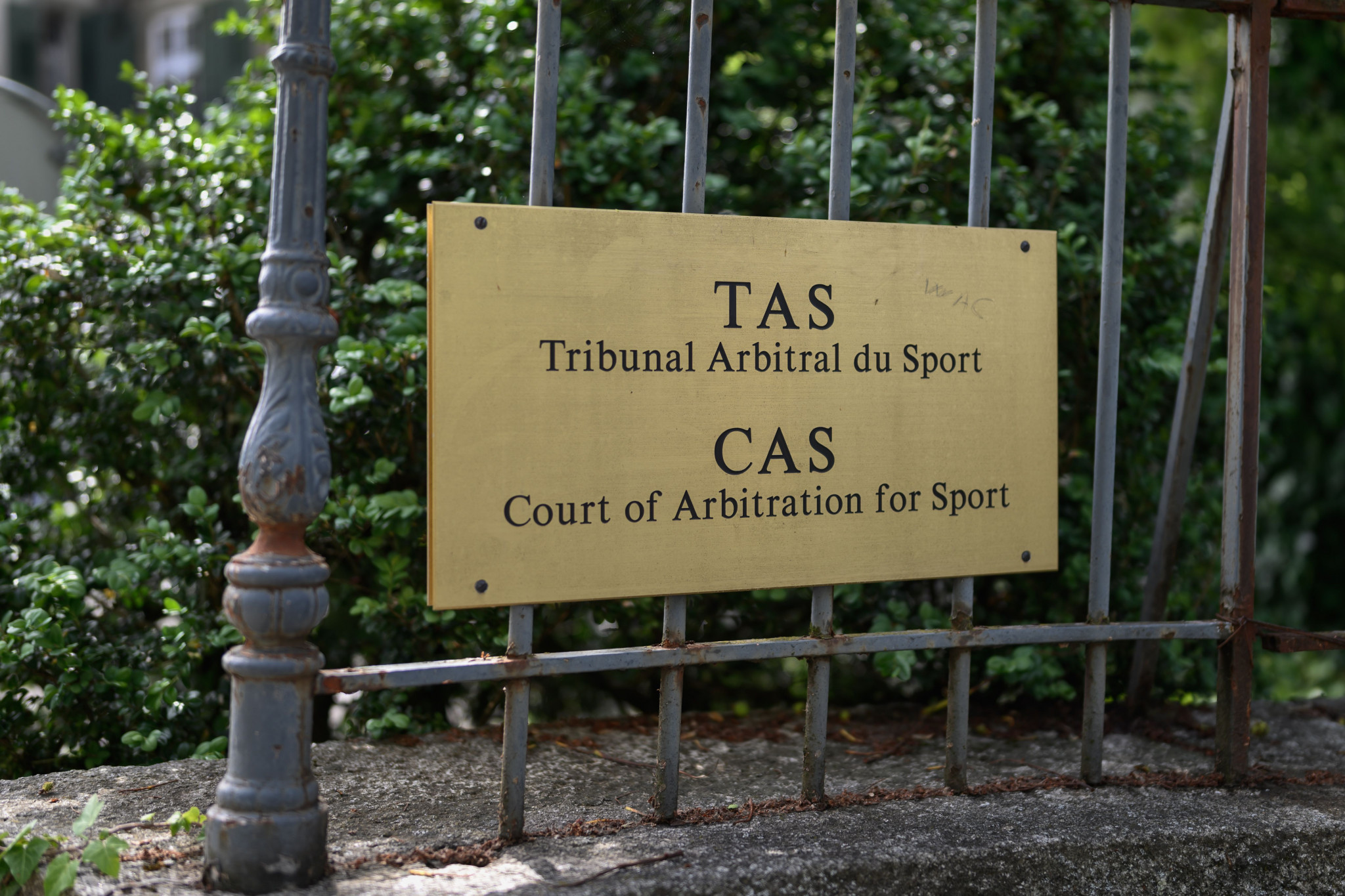 The long awaited RUSADA and WADA CAS hearing will begin tomorrow ©Getty Images