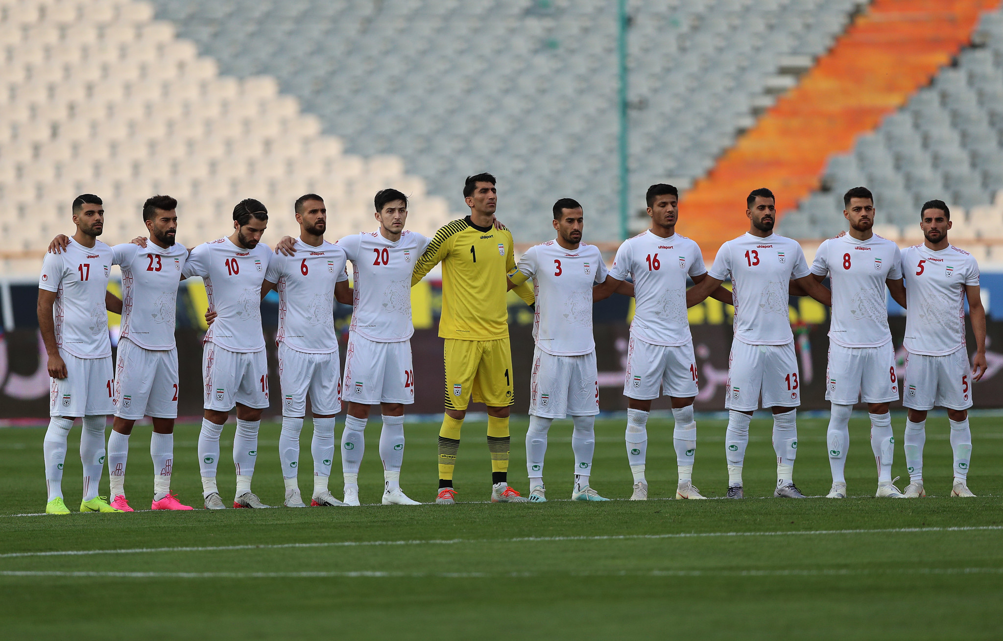 """Minor changes"" needed for Iranian statutes to be approved by FIFA"