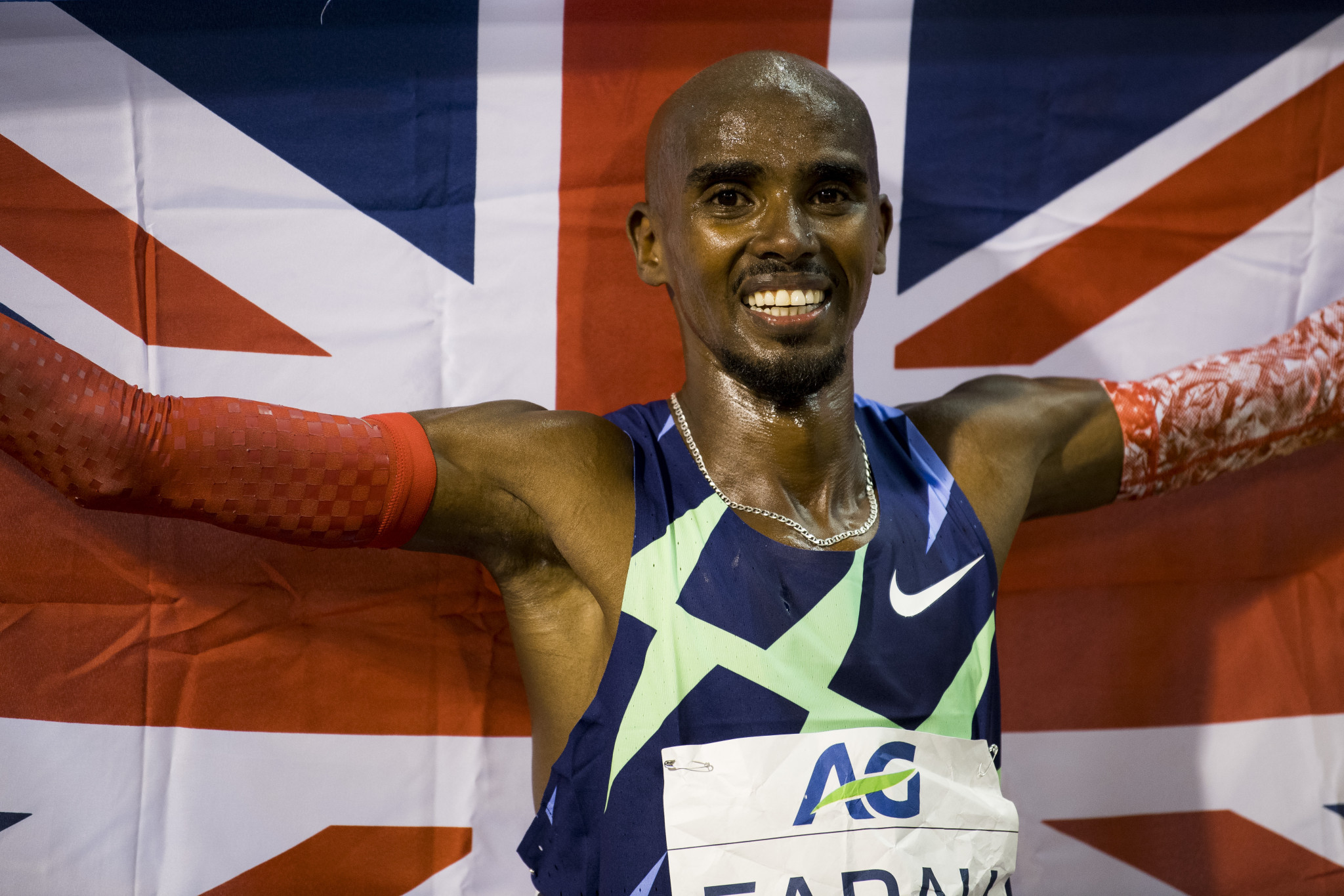 Sir Mo Farah is expected to appear in I'm a Celebrity...Get Me Out of Here! ©Getty Images