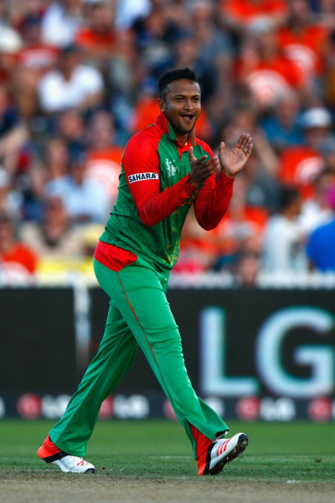 Bangladesh captain and all-rounder Shakib Al Hasan accepted without demur a ban from the International Cricket Council for failing to notify of illegal approaches from a suspectedly corrupt bookmaker, even though there was no suggestion he had been involved in any match fixing activities ©Twitter