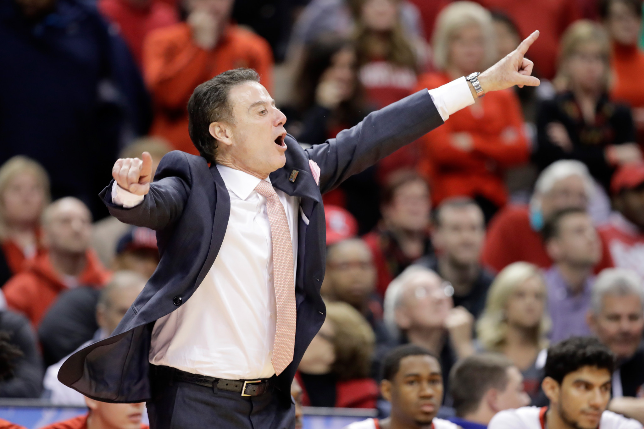 Pitino plans to lead Greece's men's basketball team at Tokyo 2020 qualifiers