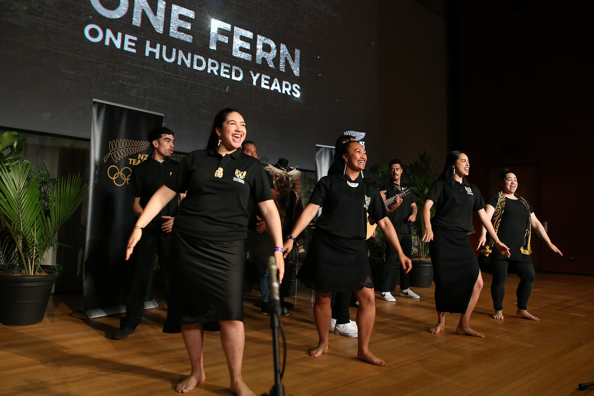 New Zealand Olympic Committee celebrates centenary at documentary premiere