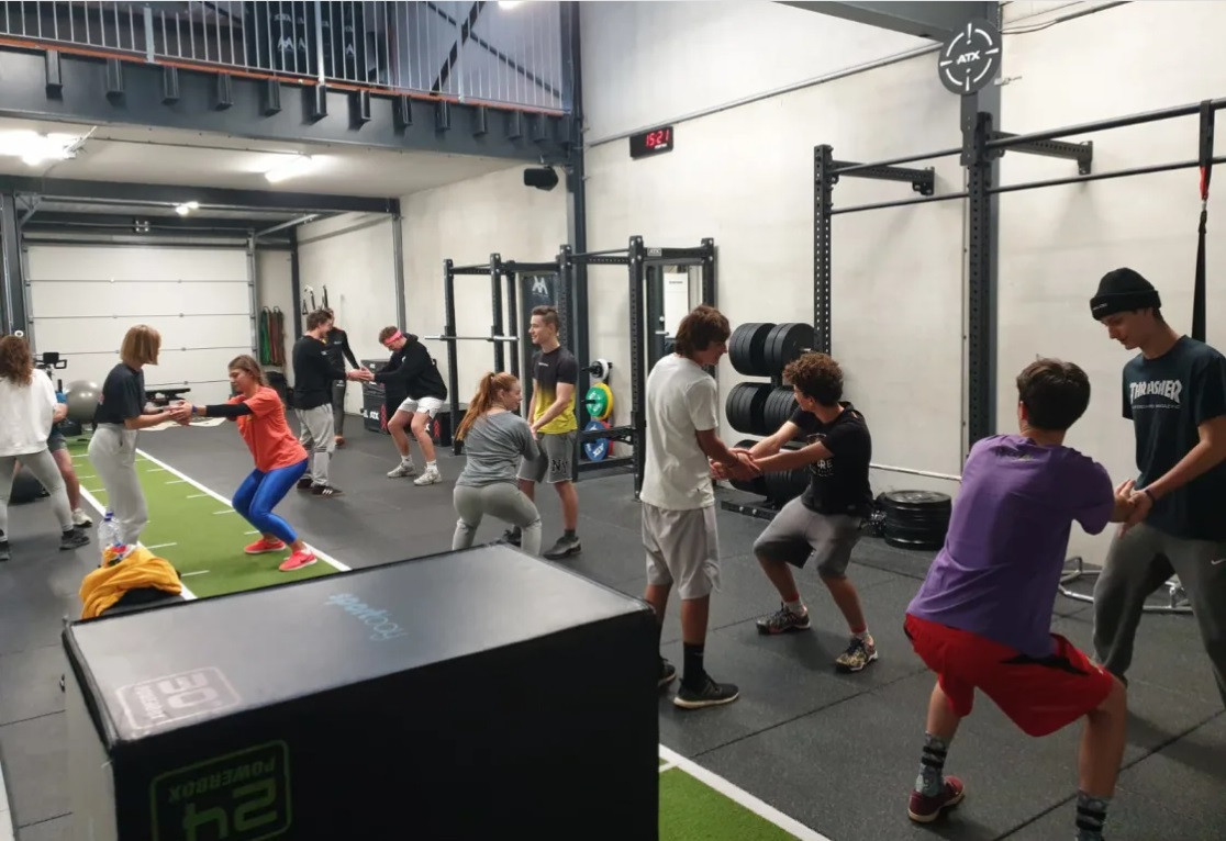 Development camp in The Netherlands deemed a success by FIS