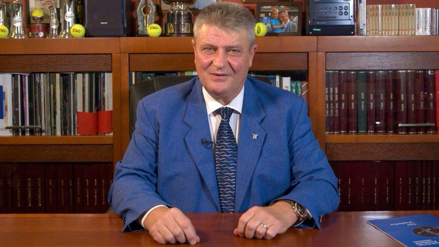 Ivo Kaderka is set to serve a three-year term as President ©Tennis Europe