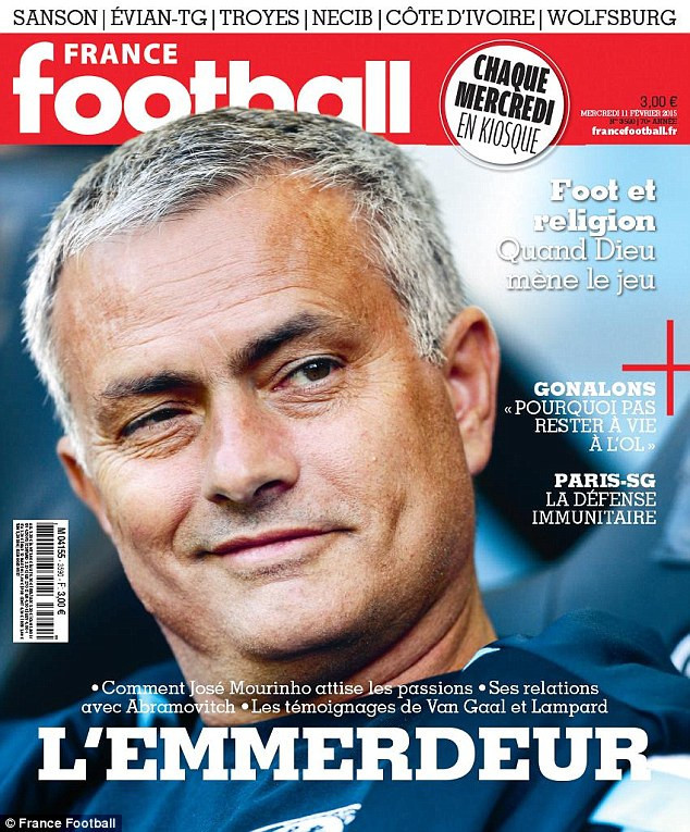 Influential magazine France Football is set to revert from being a weekly publication to a monthly one ©France Football