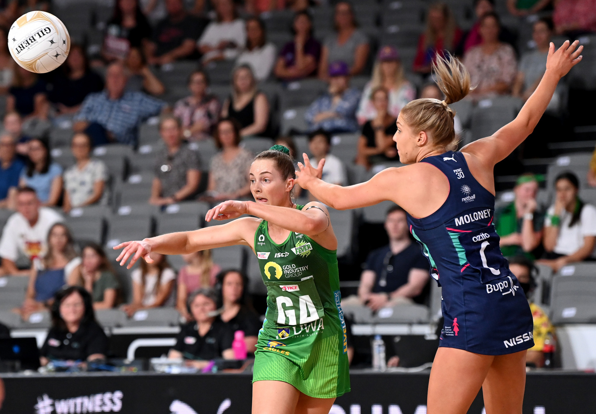 Suncorp Super Netball clubs could feature in the competition ©Getty Images