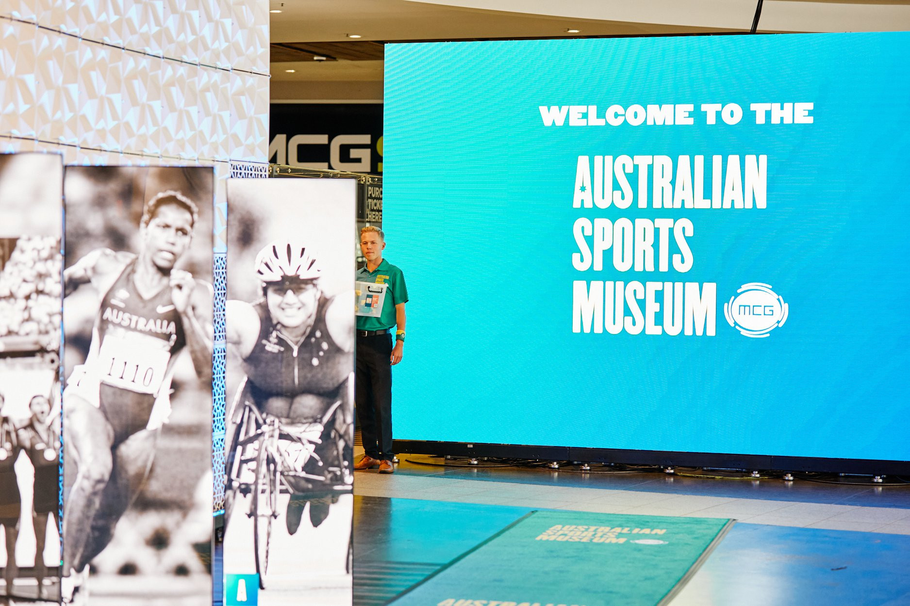 Australian Sports Museum claims top national award