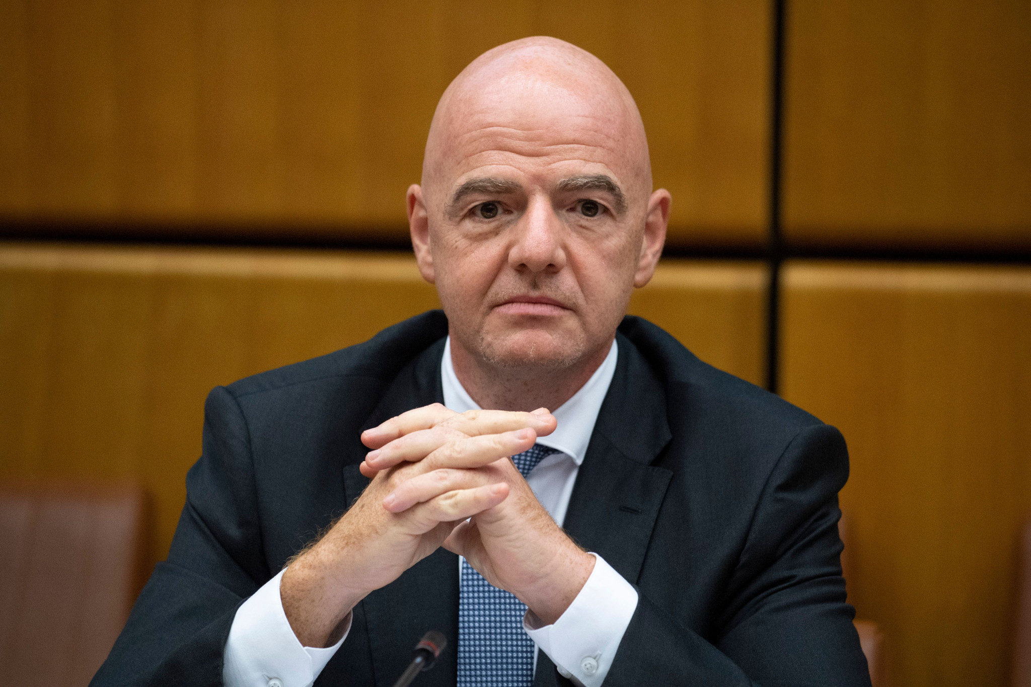 "IOC ""aware"" of complaint calling for organisation to suspend FIFA President Infantino"