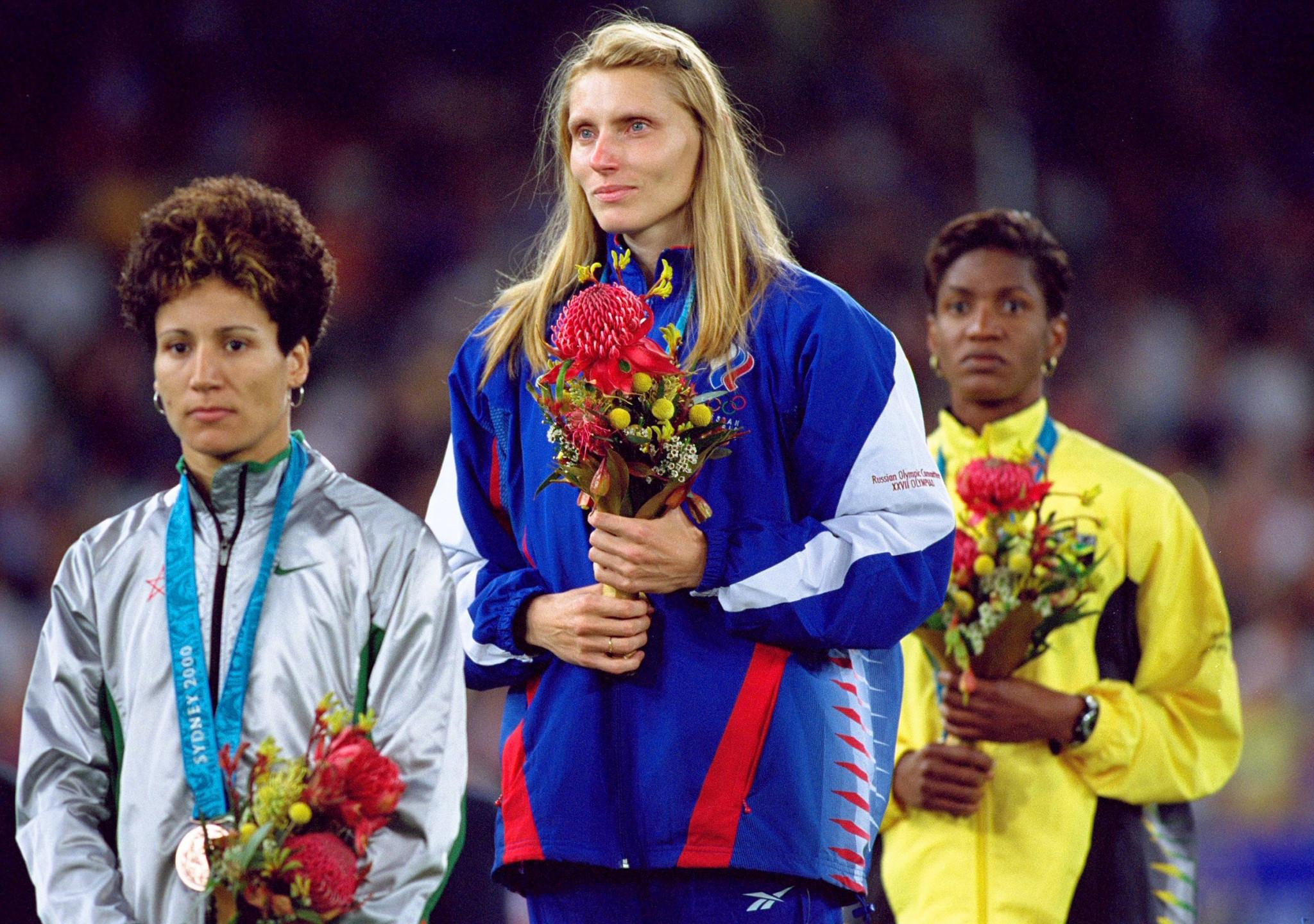 Four-time Olympic medallist Privalova nominated for RusAF Presidency