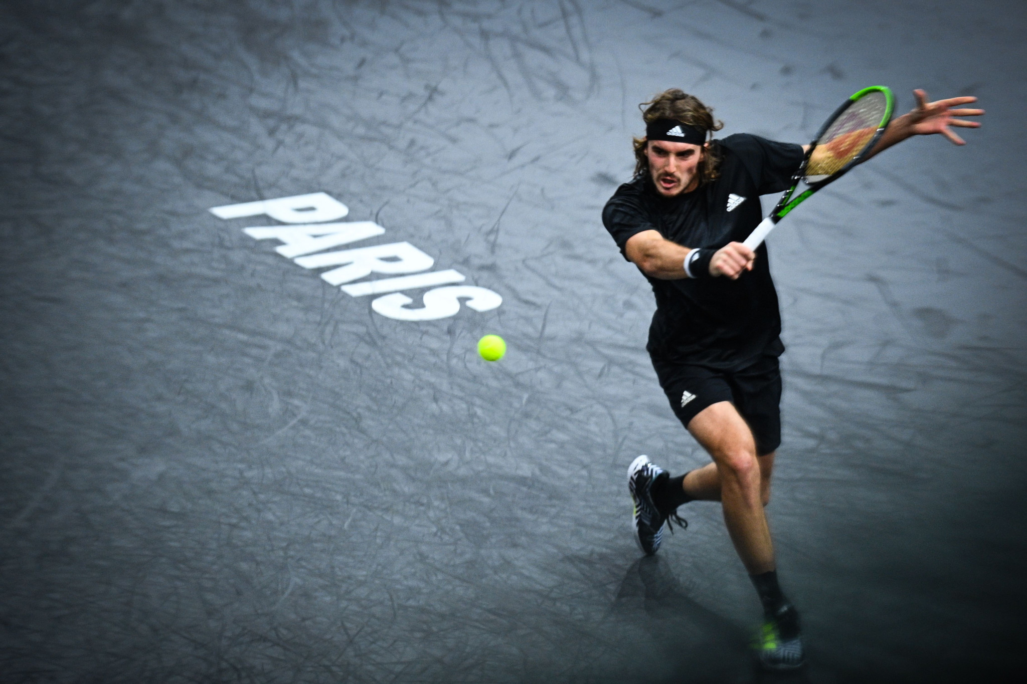 Tsitsipas knocked out of Paris Masters as Moutet forced to withdraw with COVID-19