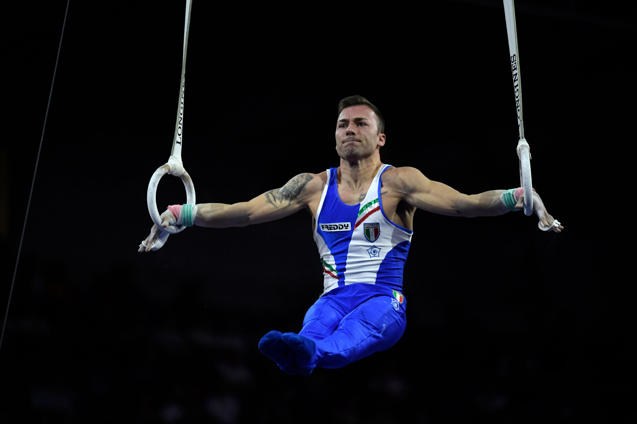 Italy joins list of withdrawals from European Artistic and Rhythmic Gymnastics Championships