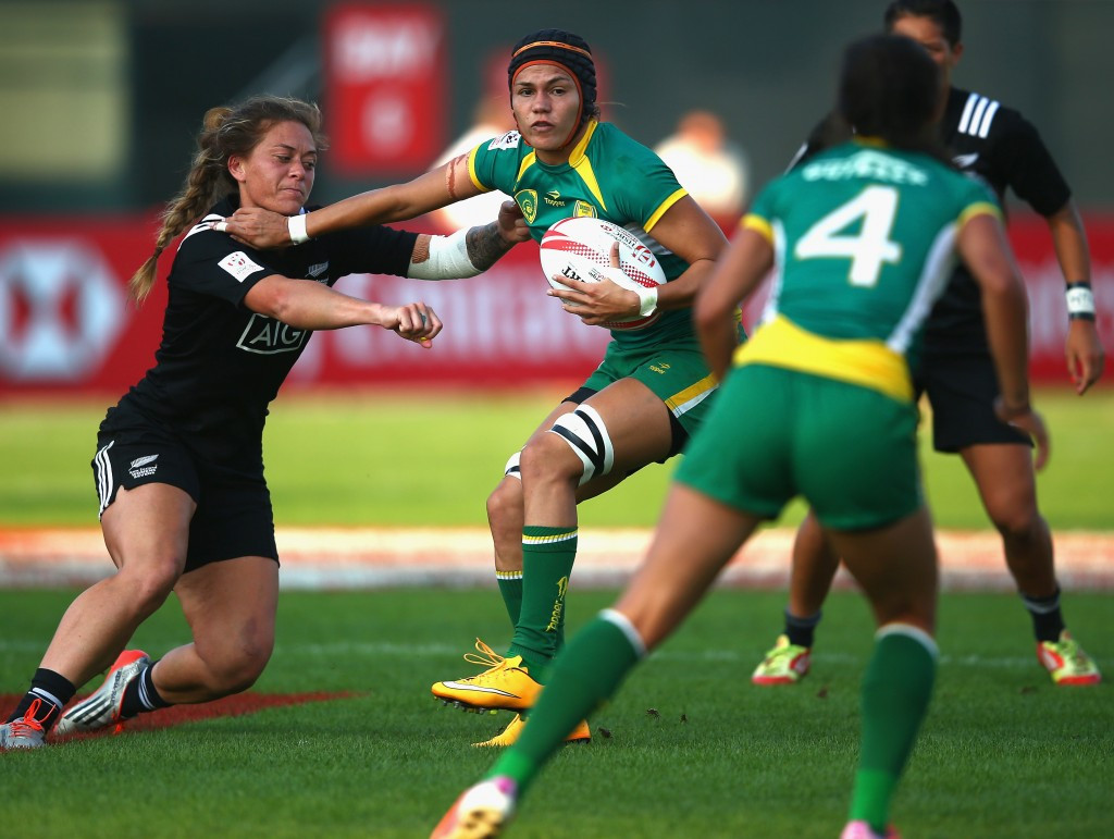 South America's top women's teams selected for Rio 2016 Olympic test event