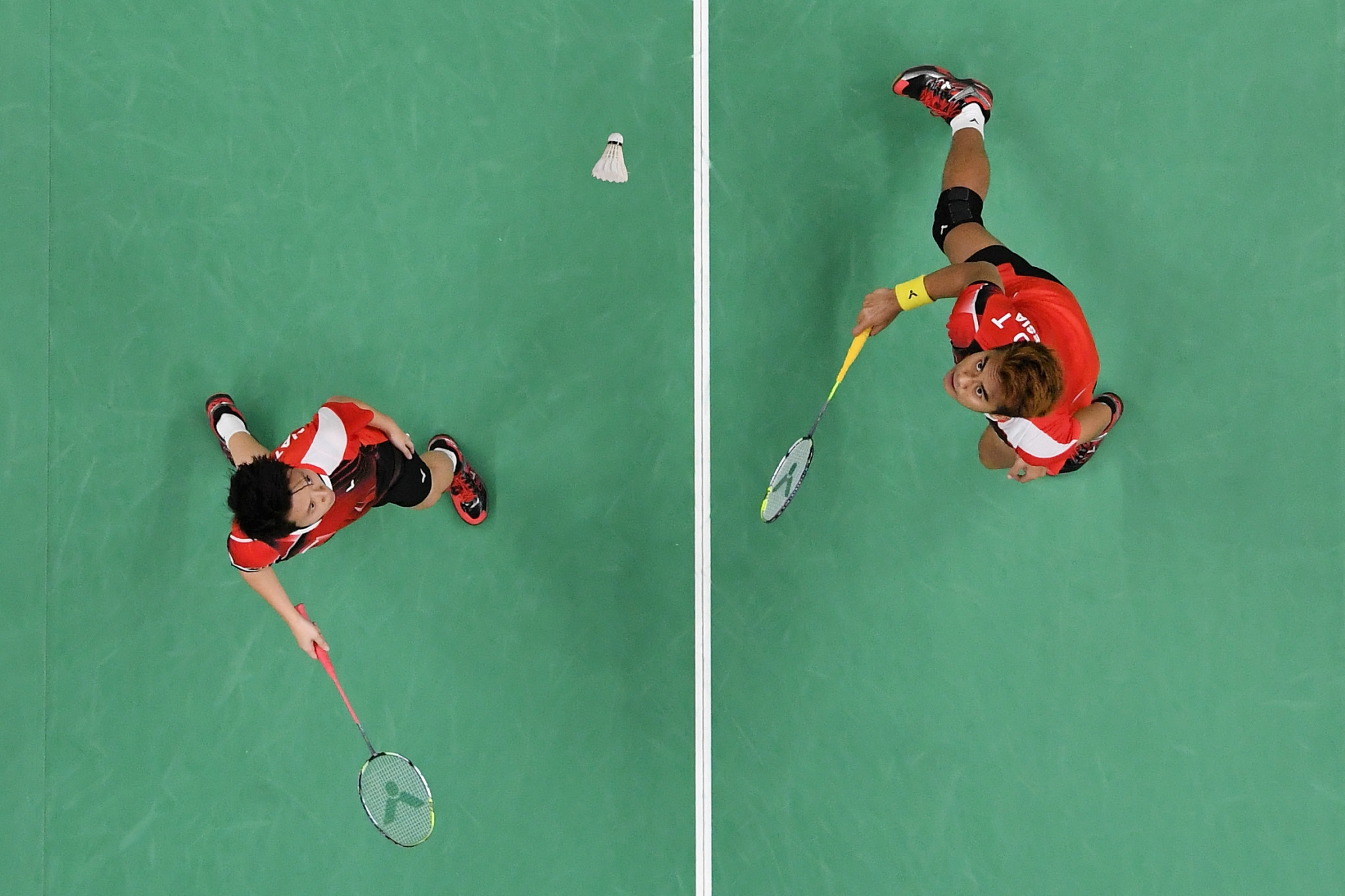 All seven of Indonesia's Olympic gold medals have come in badminton ©Getty Images