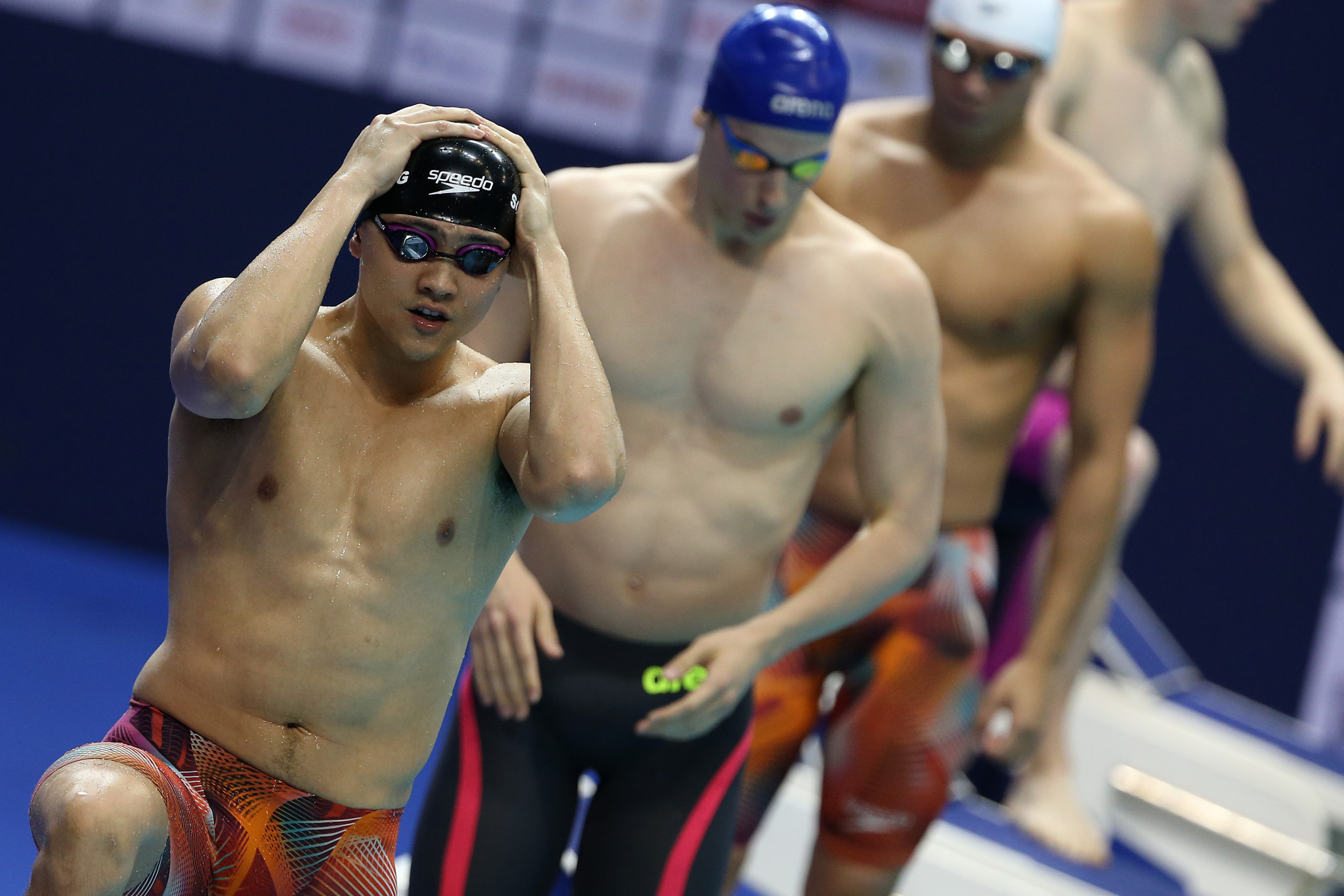 Singapore's Schooling has been training in the United States ahead of Tokyo 2020 ©Getty Images