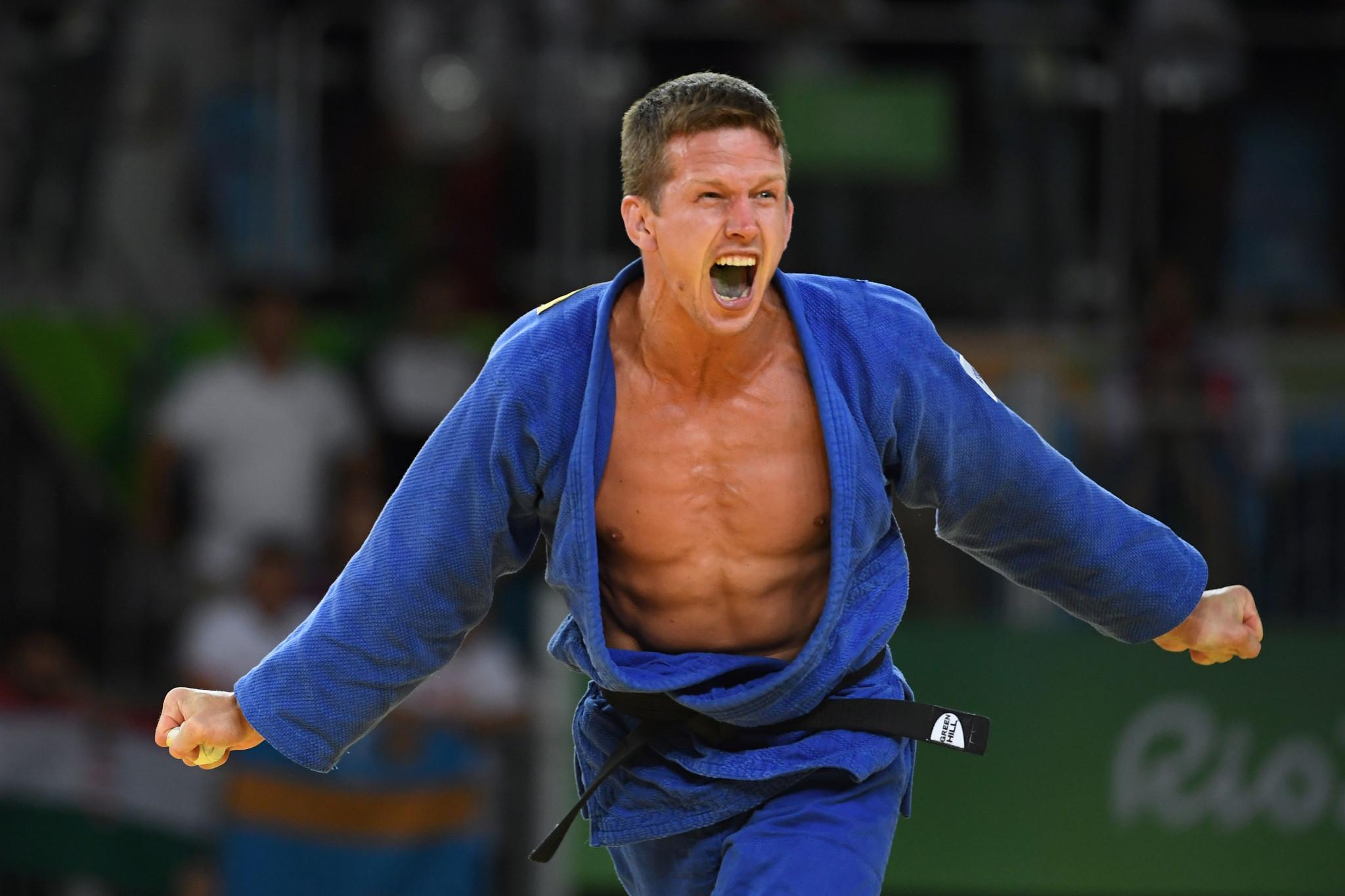Olympic bronze medallist Van Tichelt retires from judo due to neck injury