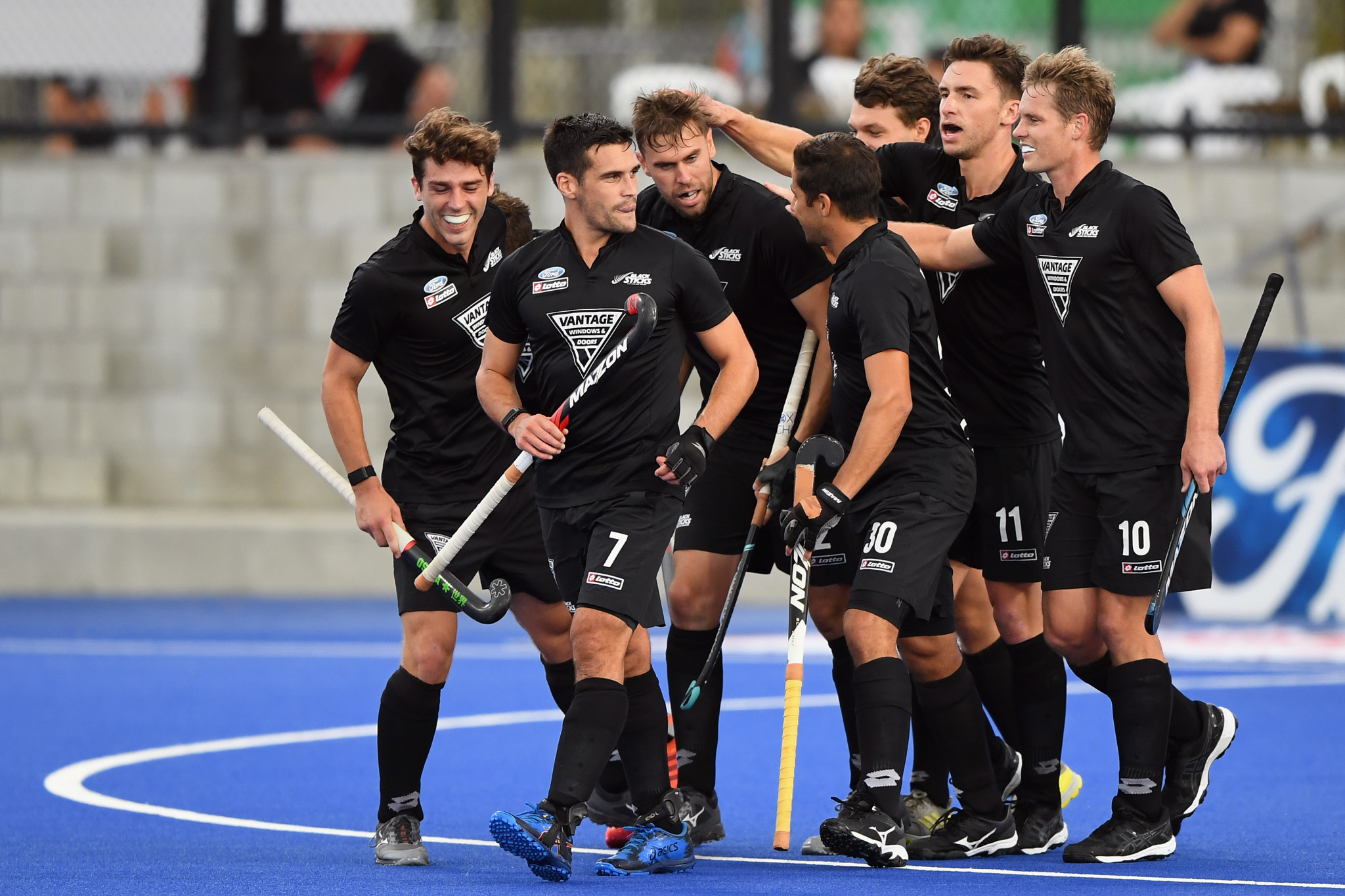 FIH Hockey Pro League matches went ahead in 2020 despite the COVID-19 pandemic ©Getty Images