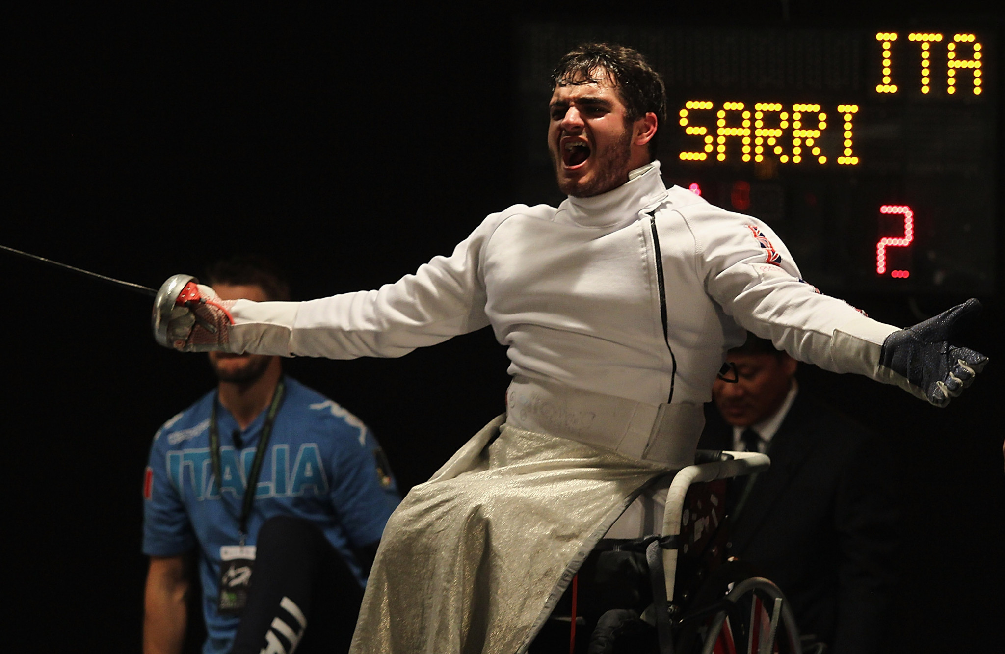 IWAS Wheelchair Fencing announces best athletes of 2019