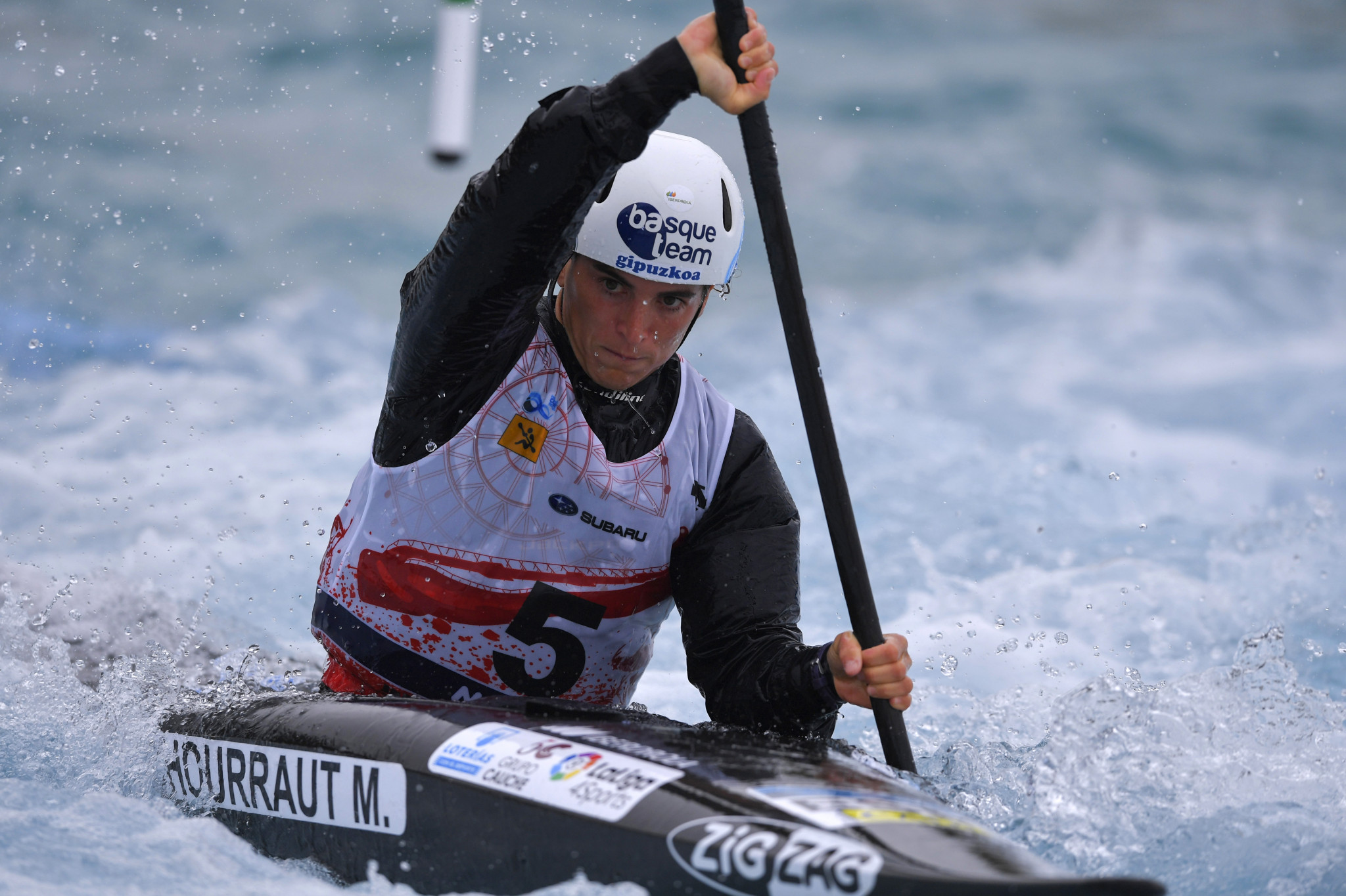 Olympic champions to feature at ICF Canoe Slalom World Cup in Pau