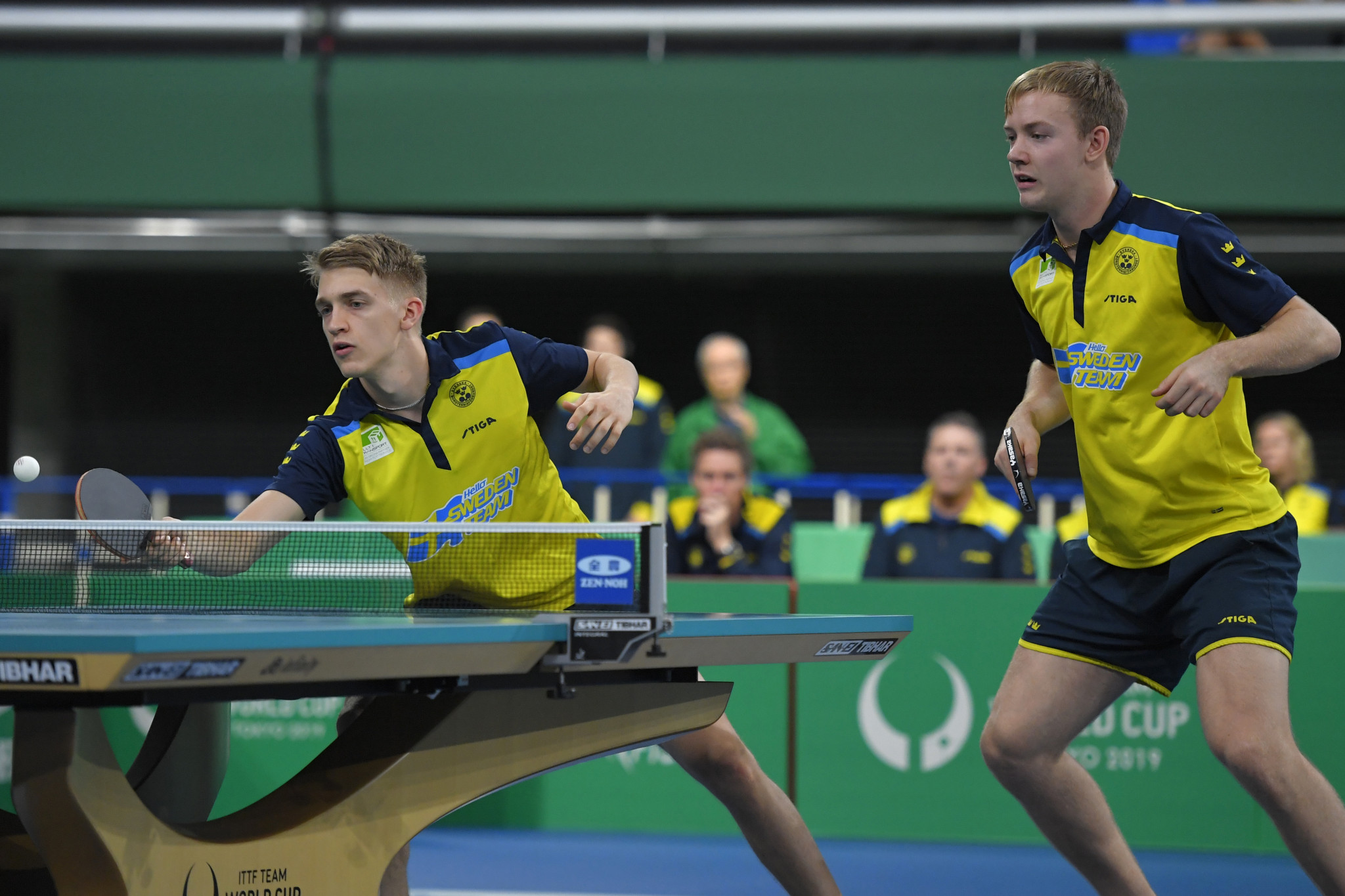 ITTF cancels Swedish International Open due to COVID-19 restrictions