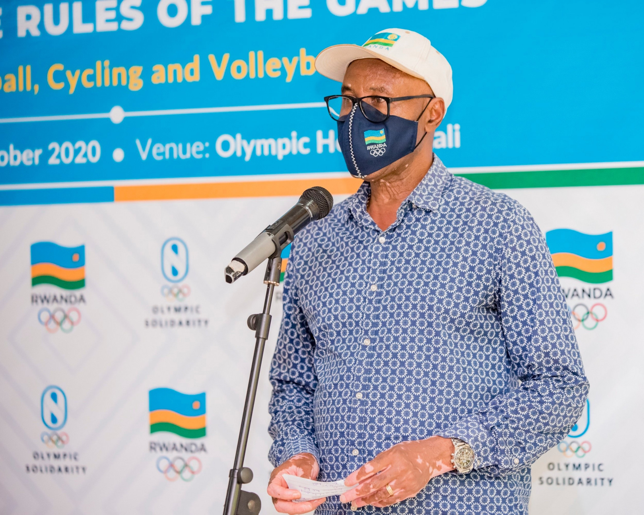 Rwanda NOC to hold training camp as part of two-year plan for 2022 African Youth Games success