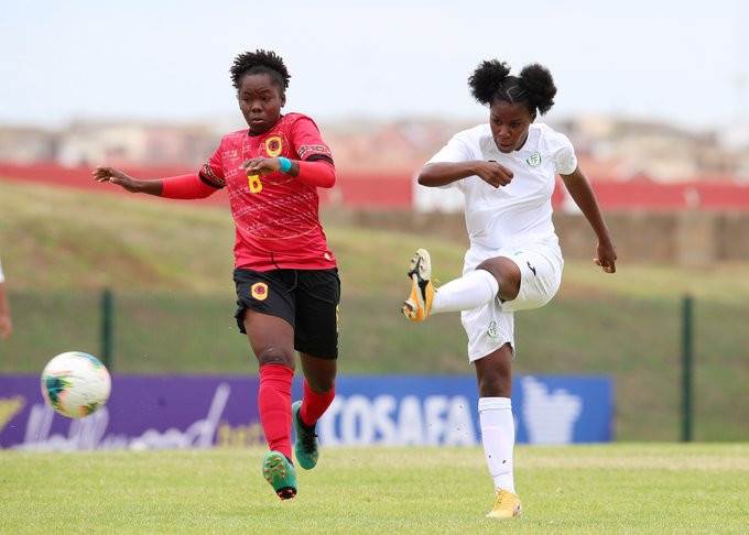 Comoros earn historic point at COSAFA Women's Championship