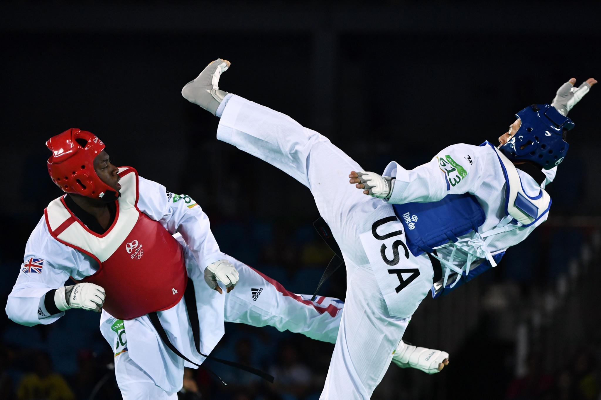 USA Taekwondo coach Laurin selected for IOC coaching programme