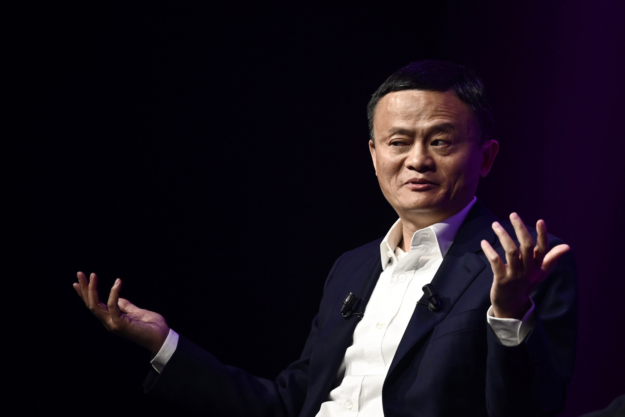 Ant Group, a cloud computing company founded by Jack Ma, was set to make capital markets history before the listing was unexpectedly suspended ©Getty Images