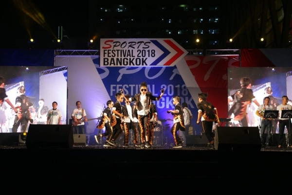 The first UTS Youth Festival took place during SportAccord in Bangkok in 2018, but the COVID-19 pandemic has obliged this year's Festival to take place online around the world ©UTS