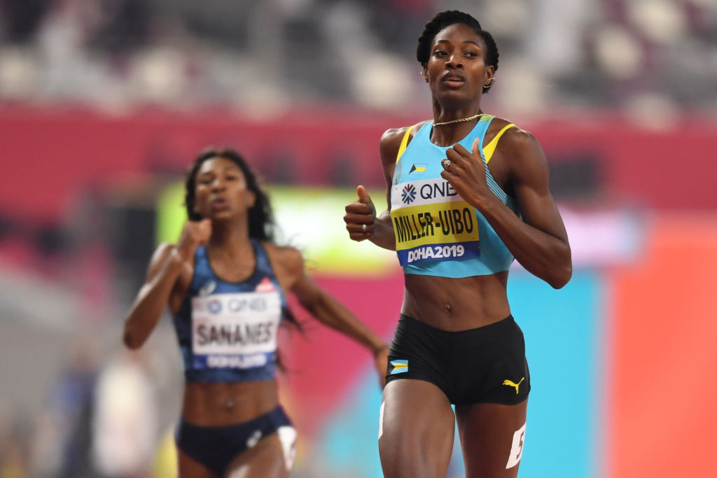 Athletes aiming for Tokyo 2020 qualification receive funding from Bahamas Olympic Committee