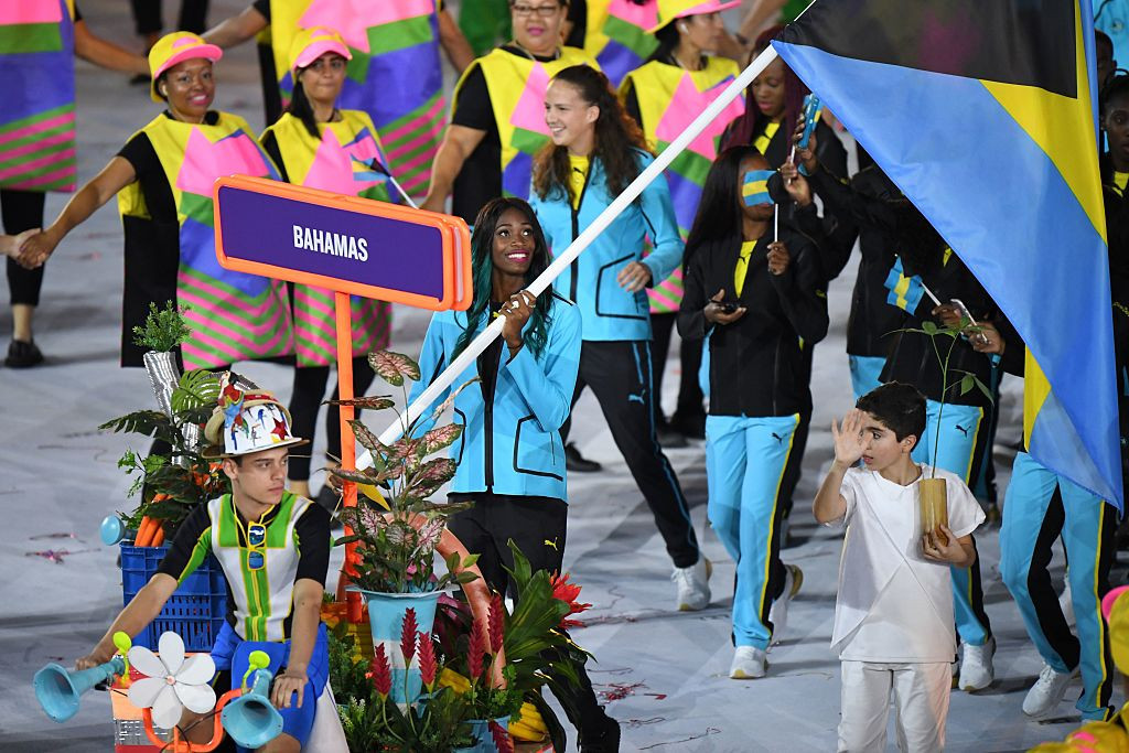 The Bahamas have competed at every Summer Olympics since Los Angeles 1984 ©Getty Images