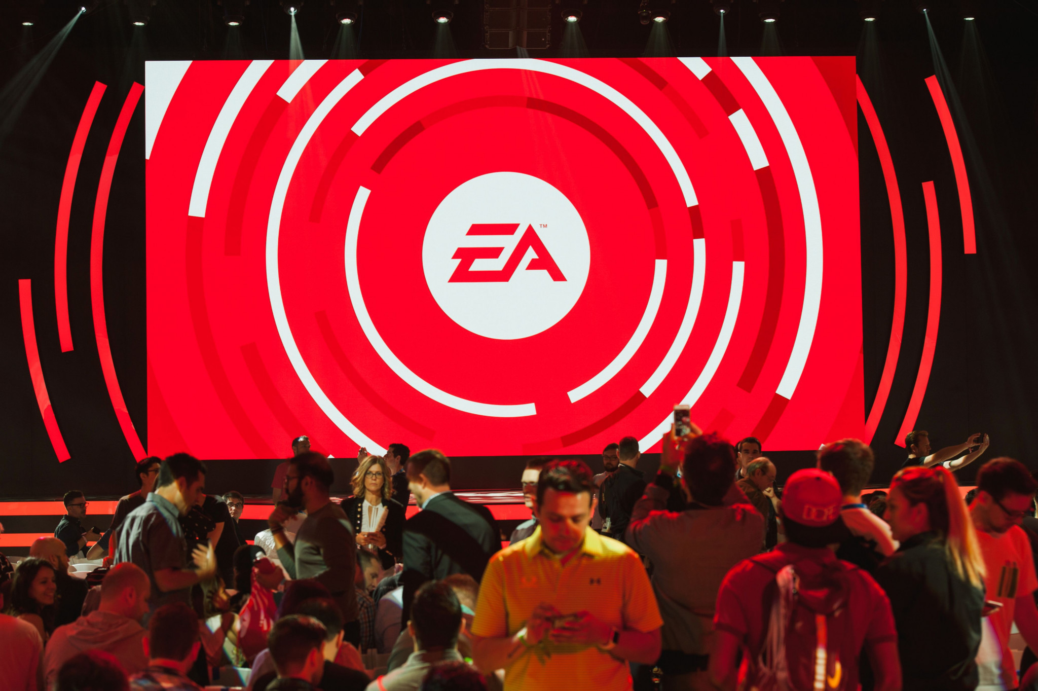 The coronavirus pandemic has not hindered Electronic Arts' revenue streams ©Getty Images