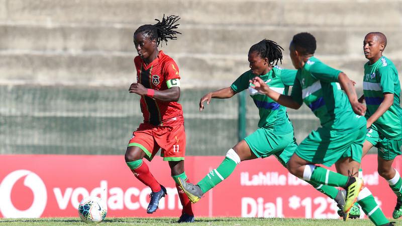 Chawinga hits six as Malawi earn 9-0 win at COSAFA Women's Championship