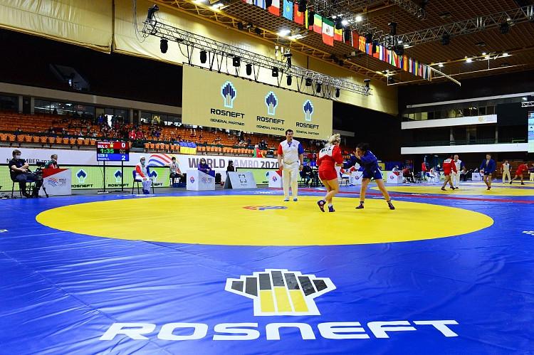 Novi Sad hosted the 2020 World Sambo Championships ©FIAS