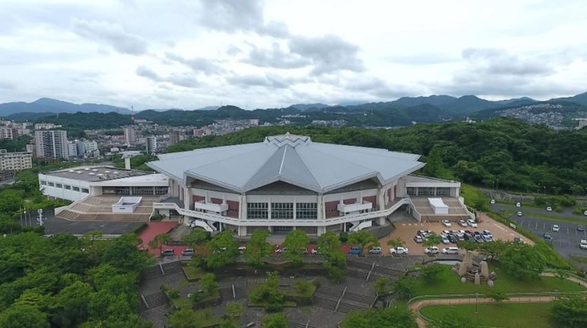 Kitakyushu will host the Artistic and Rhythmic Gymnastics World Championships in 2021 ©FIG