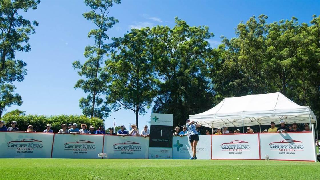 Ladies European Tour cancel Australian Ladies Classic and Women's NSW Open