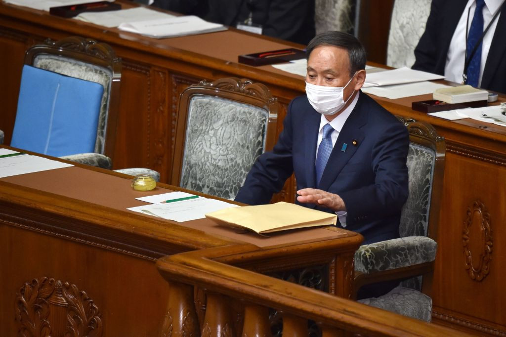 Japanese Prime Minister sends warning over rise in COVID-19 infections