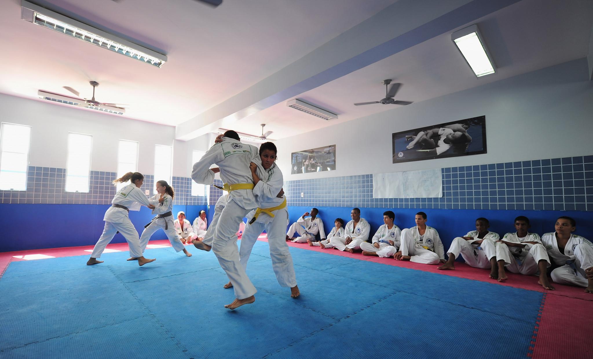 IJF launches online JudoFit Kids Golden League