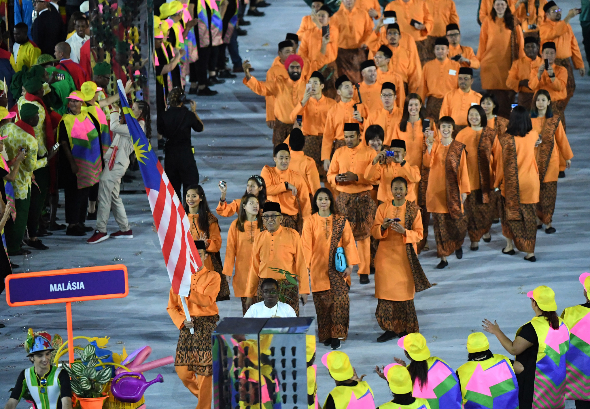 Olympic Council of Malaysia proposes pension scheme for elite athletes