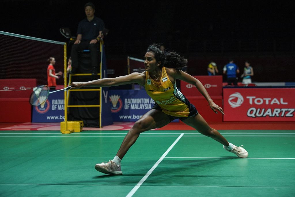 World champion Sindhu sends warning to rivals in badminton tournament at Tokyo 2020