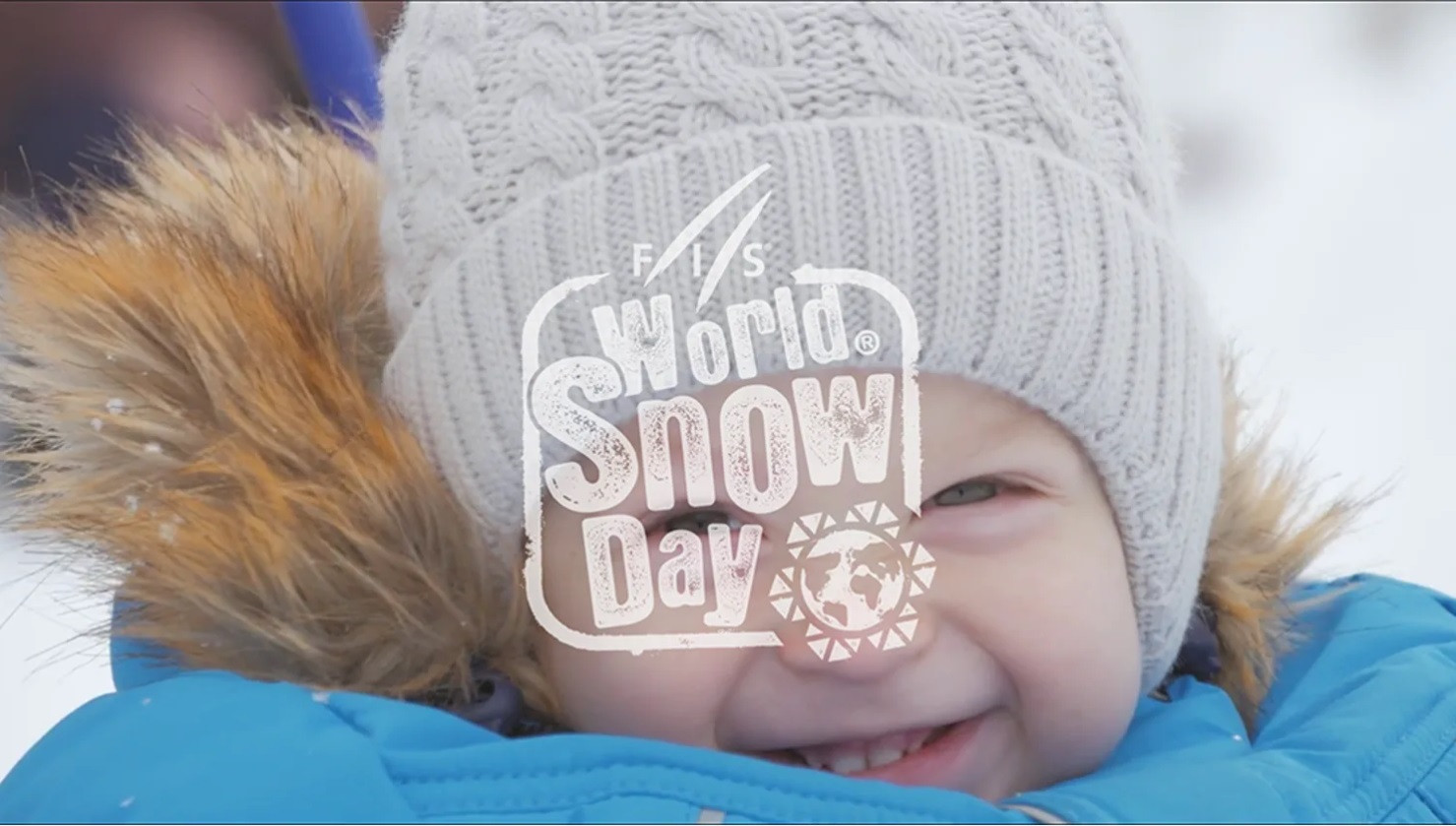 World Snow Day is scheduled to take place on January 17 in 2021 ©FIS