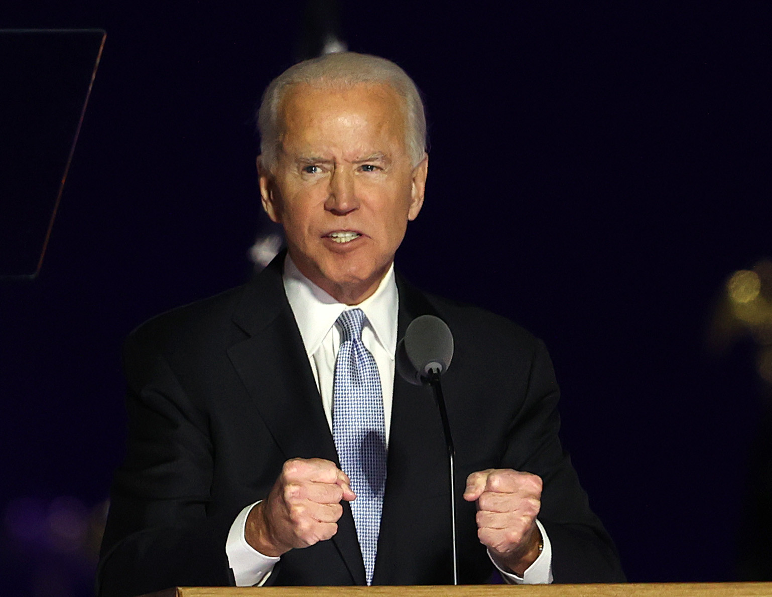 James and Rapinoe among Olympians to revel in Biden becoming US President-elect
